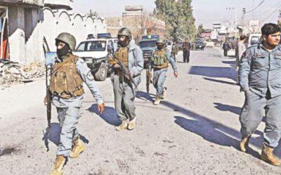 タリバンは攻撃を強化する