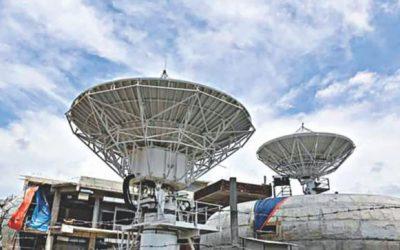 Bangabandhu Satellite:翼を待っている