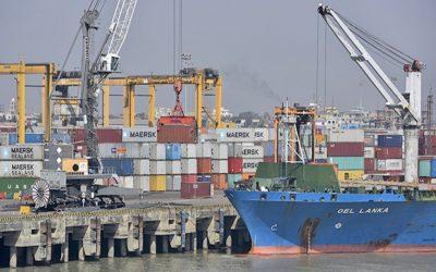 チッタゴン港はコンテナ取り扱いの記録を設定