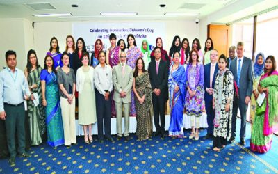 DSE、IFC、女性に力を与える