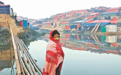 バングラデシュはロヒンギャの危機が長引いているのだろうか?
