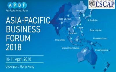 香港へのEBAC議長