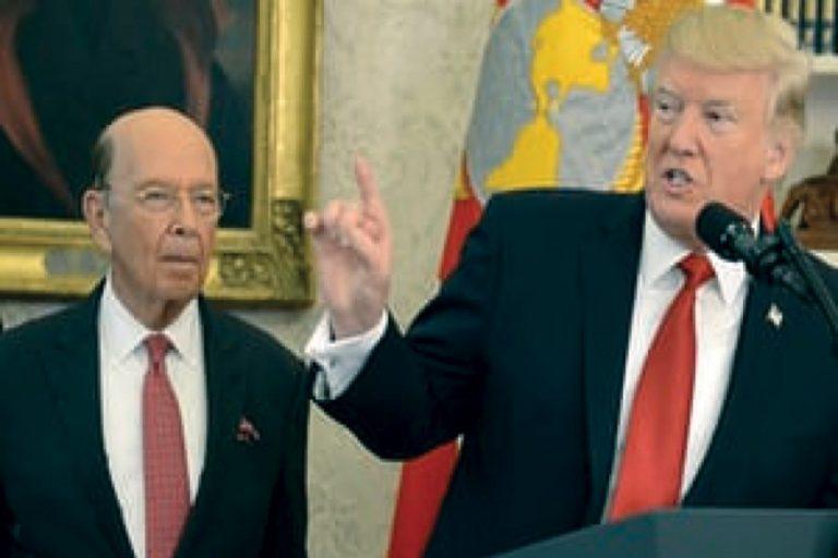 トランプ関税:世界貿易戦争のリスク