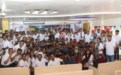 バングラデシュのノバルティスは350人以上のストリートチルドレンを支援するために手を携えています
