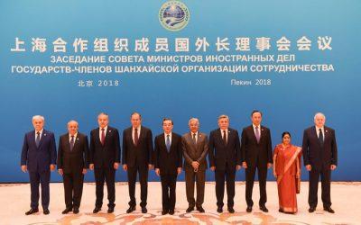中国はインドのベルト、道路、サミット前の支援を受けられない