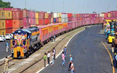 BD、インド発コンテナ列車サービス
