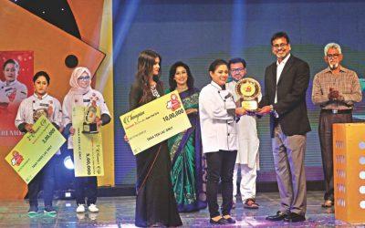 Rupchandaを紹介するThe Daily Starスーパーシェフ2018:Shamsun Nahar(Neha)