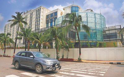 ダッカは6つの新しい高級ホテルを見る