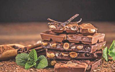 チョコレート – 上からの贈り物