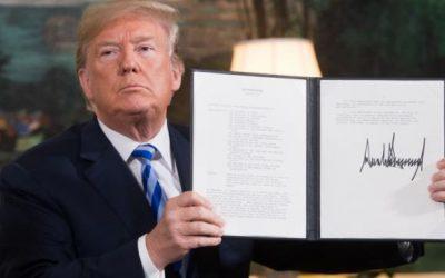 イラン核問題の撤廃とポピュリズムの危険な道