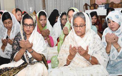 PMはWazed Miahのためにミラドに出席する