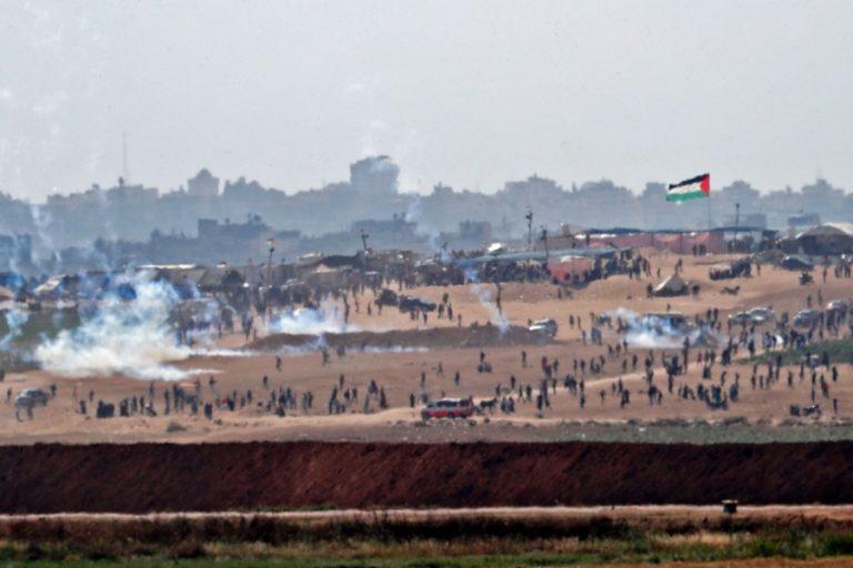 ガザで銃撃される可能性のある人:国連