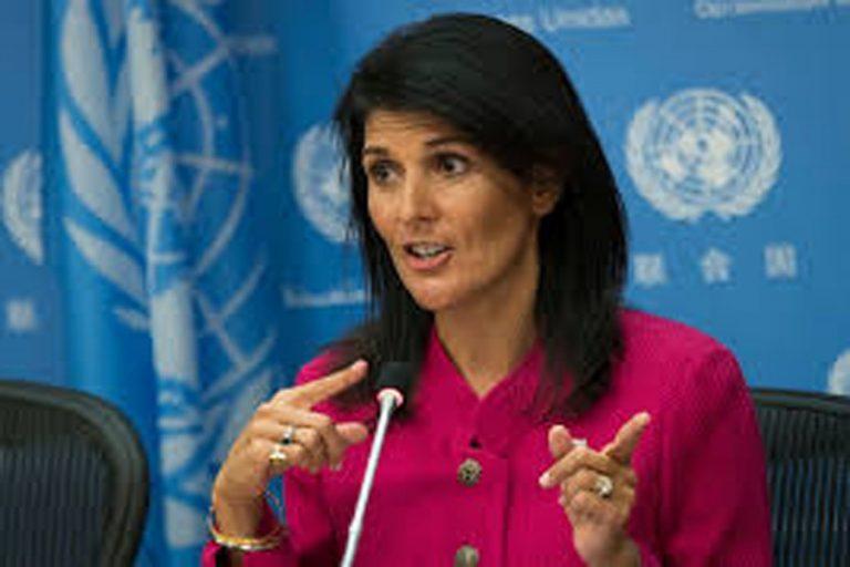 米国、ミャンマーを国連措置から守ると発表