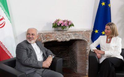EU、イランN取引救済計画