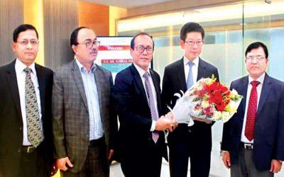 タイは、BDのSEアジアへの玄関口になることができます:タイの大臣