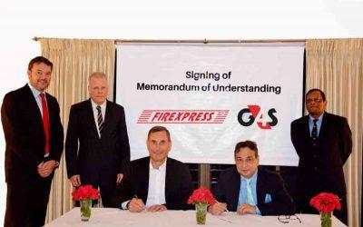 G4Sバングラデシュ、Firexpress A / SでMoUに調印