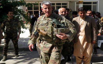 アフガニスタン政府、タリバンの脅威を乗り越える圧力