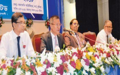 Janata Bank Limitedの最高経営責任者(CEO)とMD Abdus Salam Azad