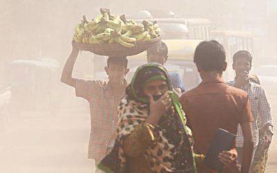 大気汚染は貧困層に不利な影響を与える