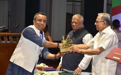 AMLの副専務理事、ServicEngineBPOの会長ASM Mohiuddin Monemは、「2016年の産業開発大統領賞」を受賞しました。