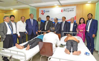 NCCバンクが献血プログラムを企画