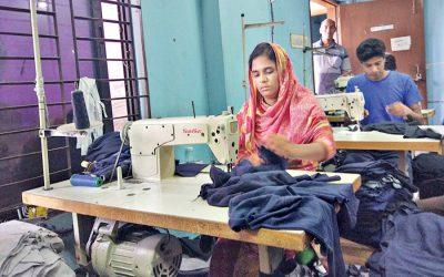 パブナで衣類廃棄物を現金化する中小企業