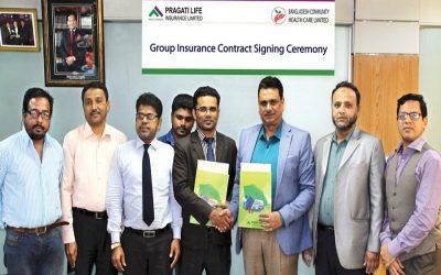 Pragati Life、BCHCLと契約