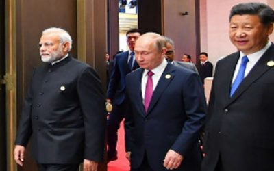 胡主席はロシアとの安全保障関係の統一