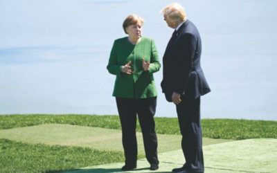 EUは鉄鋼、アルミニウムに関する米国の関税に反する行動をとる:Merkel