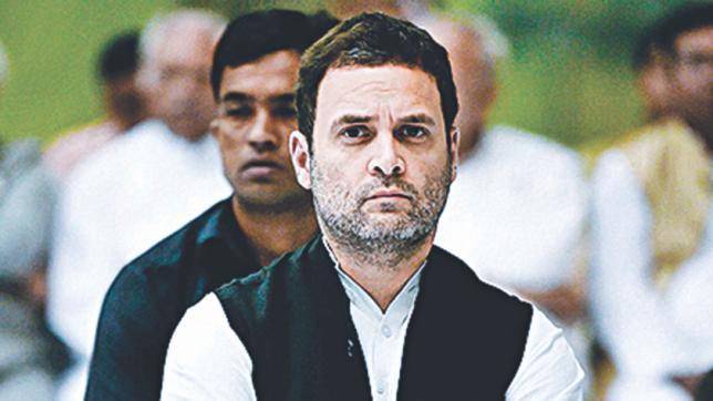 Rahul GandhiはRSSを裁判所で戦うことを誓う