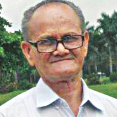 Maj Gen(retd)Nurul Haqが亡くなりました