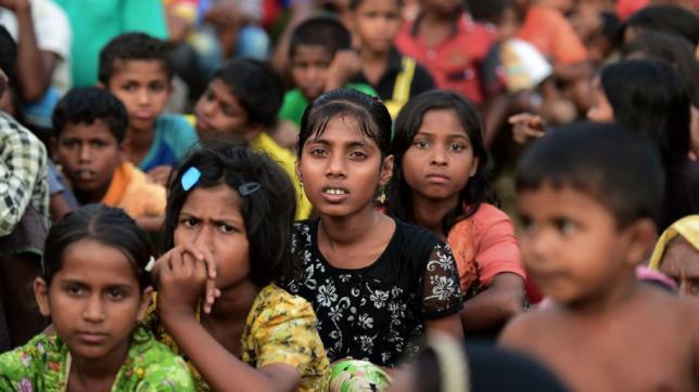 ミャンマーがロヒンギャ危機の国際化を避けるには遅すぎる