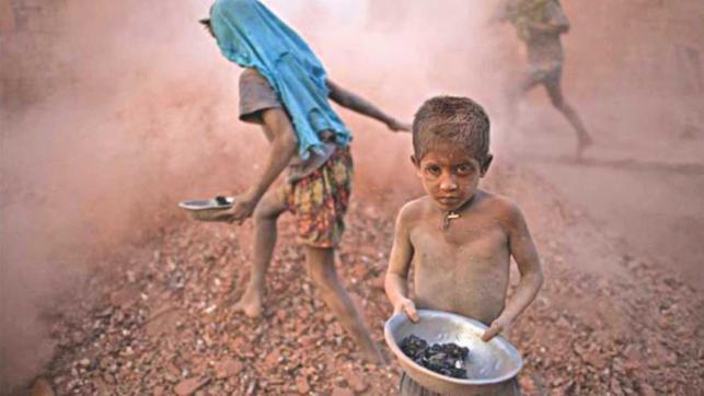 危険な児童労働を減らす