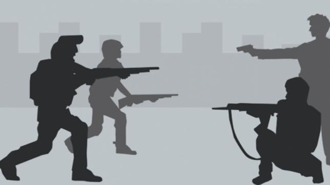 「銃撃戦」で殺された2つの「ドラッグ・ディーラー」