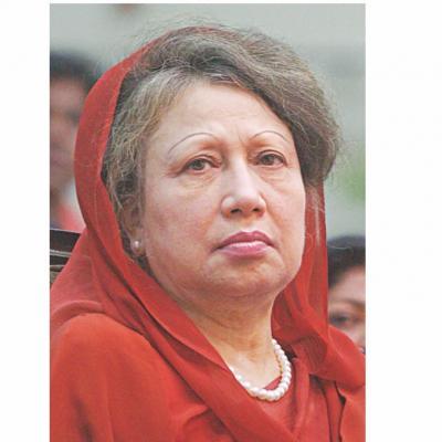 BNPが同意するならば、KhaledaはCMHに連れて行きます