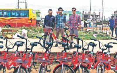 CoxのBazarでアプリベースの自転車レンタルを開始