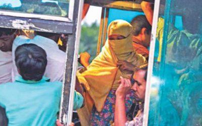 公共交通機関におけるセクシャルハラスメントへの取り組み