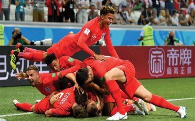 スウェーデン、ベルギー、イングランドでの幸運の笑顔