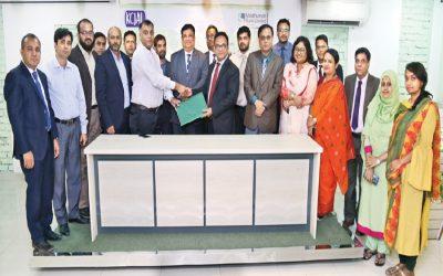 Modhumoti Bank Md Shafiul Azamのマネージングディレクター兼最高経営責任者(CEO)