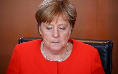 崩壊の脅威がドイツの連合