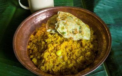 Khichuriのレシピ