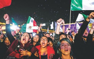 左派オブラドール、メキシコ大統領選に勝利