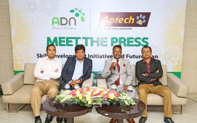 'Aptech、ADN BDのIT部門で熟練した人材を育成するEduservices'