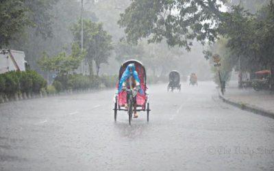 雨の収穫:私たちの唯一の生存手段