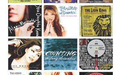10年の歌と歌詞を再訪する