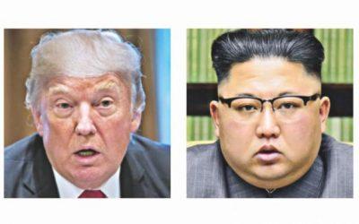 US-N韓国取引の自信