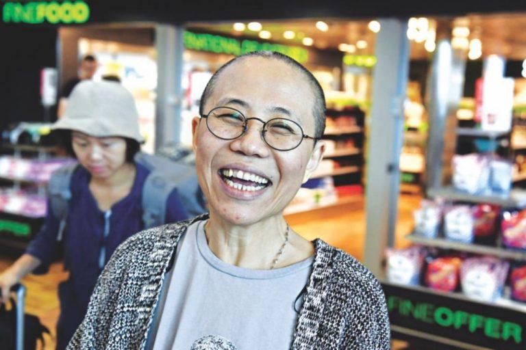 劉暁はついに「中国を離れる」
