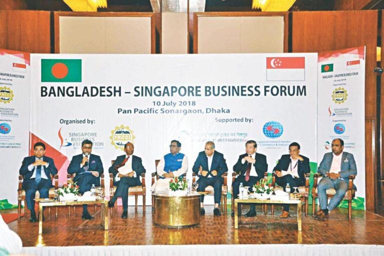 シンガポール、金融部門への投資に熱心