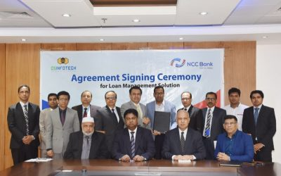 NCC銀行、CS InfoTechと提携