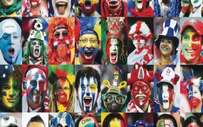 ワールドカップの情熱:サッカーがDNAの中にあるとき